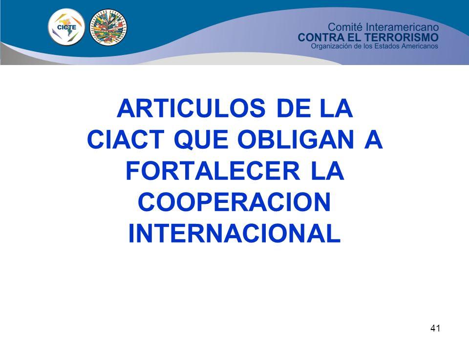 40 OBLIGACION DE LEGISLAR PARA NO RECONOCER LA CONDICION DE REFUGIADO NI OTORGAR EL ASILO A LOS PRESUNTOS AUTORES DE DELITOS TERRORISTAS (Artículos 12