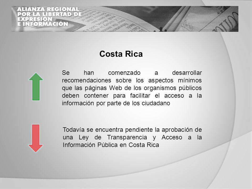 El Salvador Junio de 2009: Creación de la Subsecretaría de Transparencia y Anticorrupción, en el seno de la Secretaría para Asuntos Estratégicos de la Presidencia.