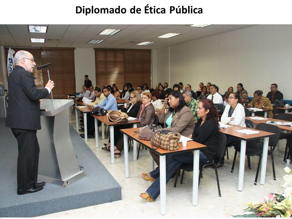 Diplomado de Ética Pública