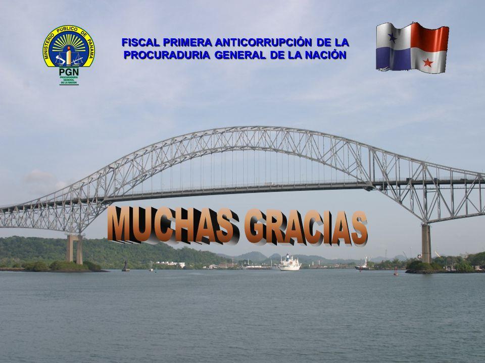 FISCAL PRIMERA ANTICORRUPCIÓN DE LA PROCURADURIA GENERAL DE LA NACIÓN
