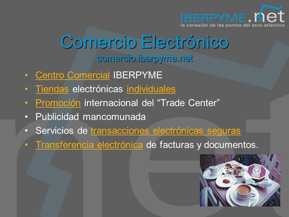 Aula Virtual aula.iberpyme.net Sistema de teleformación: accesible desde cualquier lugar y a cualquier hora.