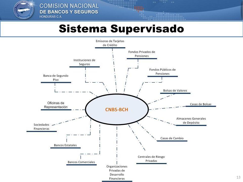 13 Sistema Supervisado MARCO INTERNACIONAL