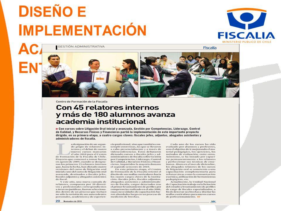 Programa Centralizado Equipos encargados del diseño, implementación, evaluación y perfeccionamiento permanente de los cursos E – Learning: Equipos mixtos Cuarta Ronda de Análisis del Cumplimiento de Chile a la CICC, Santiago - 2013