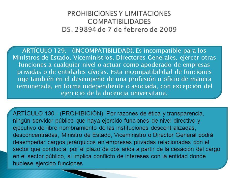 Excepcionalmente la Superintendencia de Servicio Civil (ahora Dirección General del Servicio Civil), autorizar el ejercicio de funciones de funcionari
