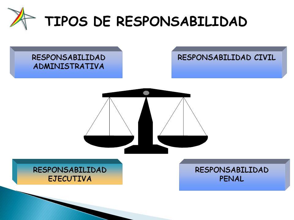 Todo servidor público responderá de los resultados emergentes del desempeño de las funciones, deberes y atribuciones asignados a su cargo. Se determin