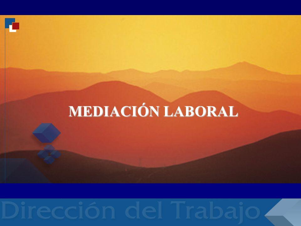 RELACIONES LABORALES RELACIONES LABORALES RELACI MEDIACIÓN LABORAL