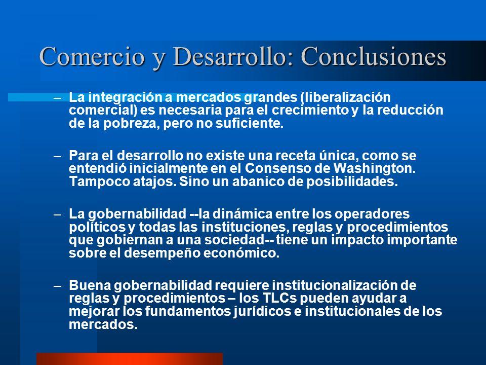 ALCA versus bilaterales ¿Vale la pena el ALCA aún para los países que logren negociar un acuerdo bilateral con los EEUU.
