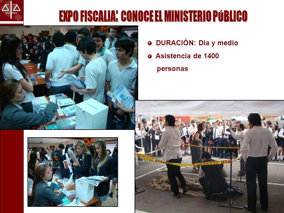 www.aquieneselegimos.org.py Conoce el Ministerio Público