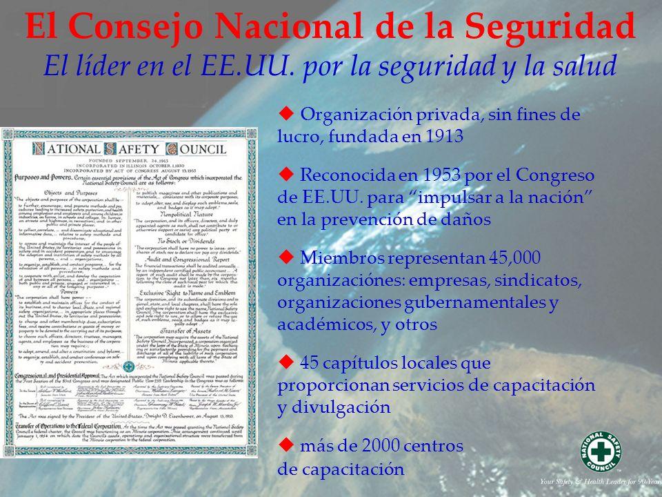 El Consejo Nacional de la Seguridad El líder en el EE.UU.