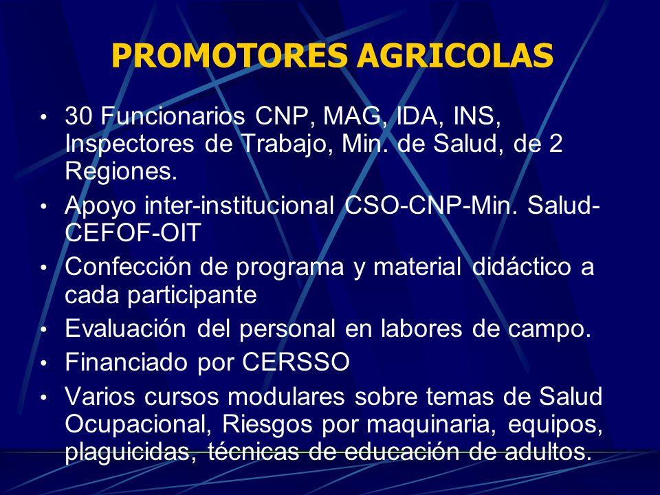CAPACITACION Y FORMACION Los cursos impartidos son acreditados por la Escuela de Salud Pública de la UCR. Títulos expedidos por la Vicerrectoría de Ac