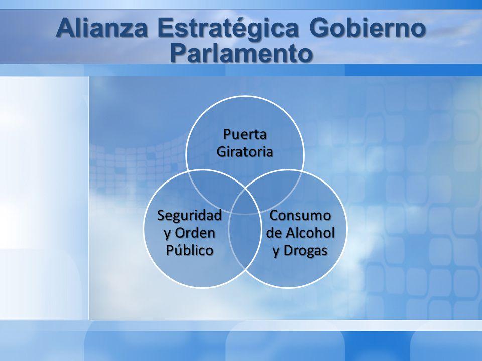 Conclusiones 1º Chile no presenta un problema generalizado de violencia o inseguridad.