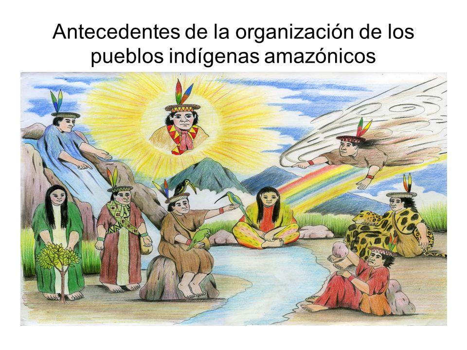 Hasta mediados del siglo XX hemos mantenido nuestras organizaciones ancestrales (corneshas, pinkatzari, Apus, etc) y nuestras leyes.