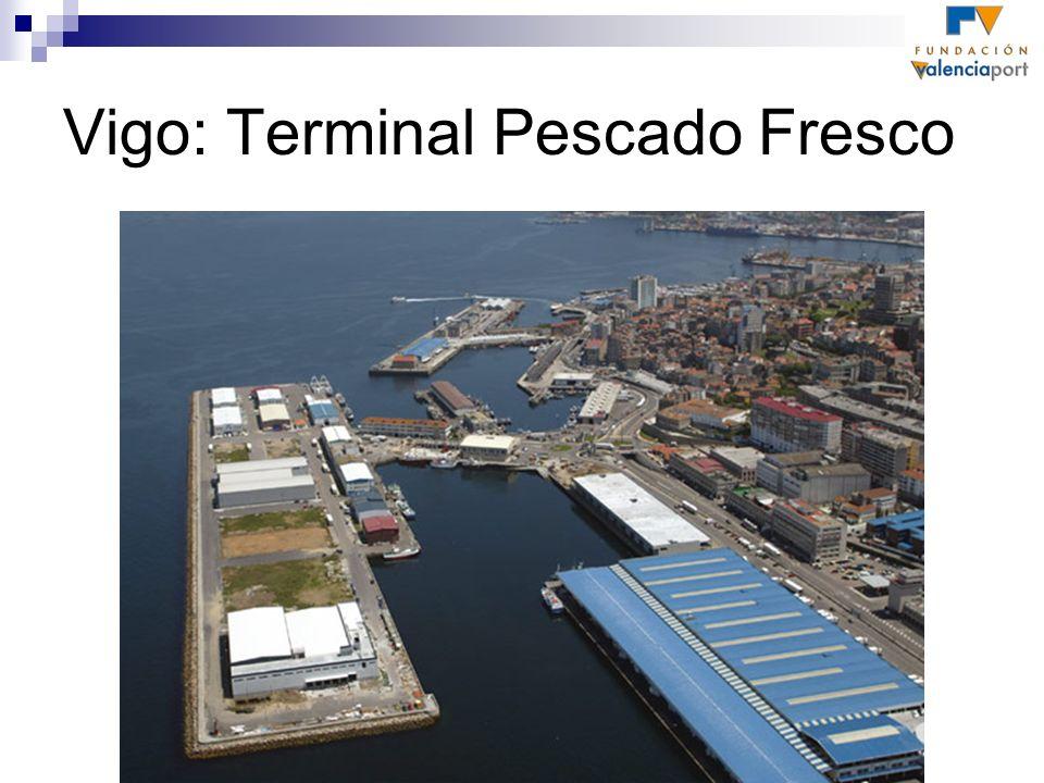 Vigo: Terminal Pescado Fresco