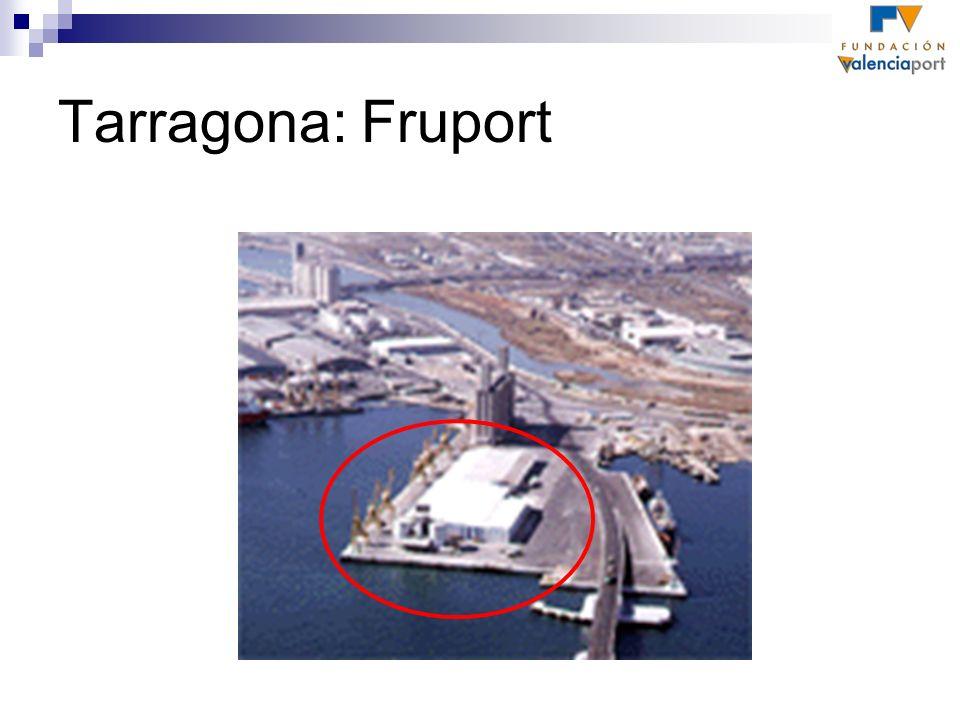 Tarragona: Fruport