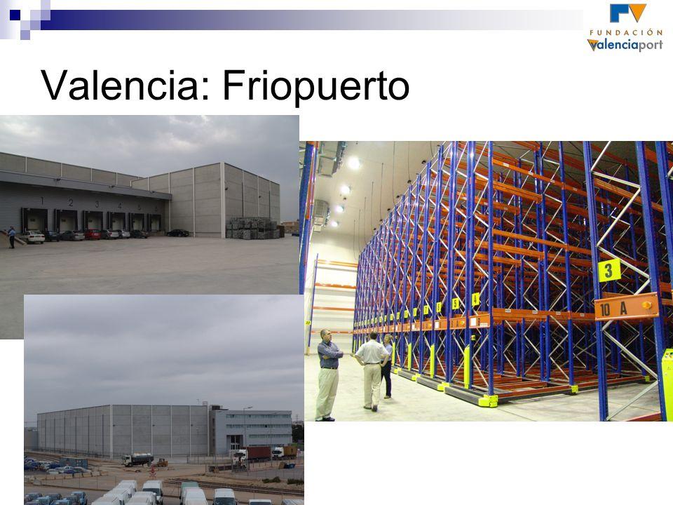 Valencia: Friopuerto
