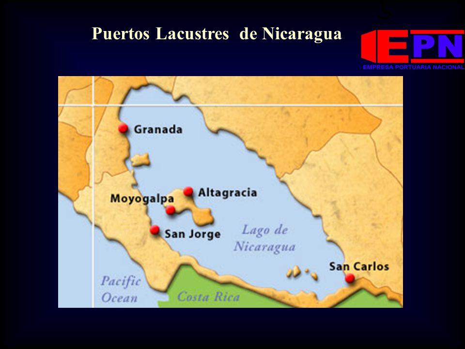 Puertos Lacustres de Nicaragua