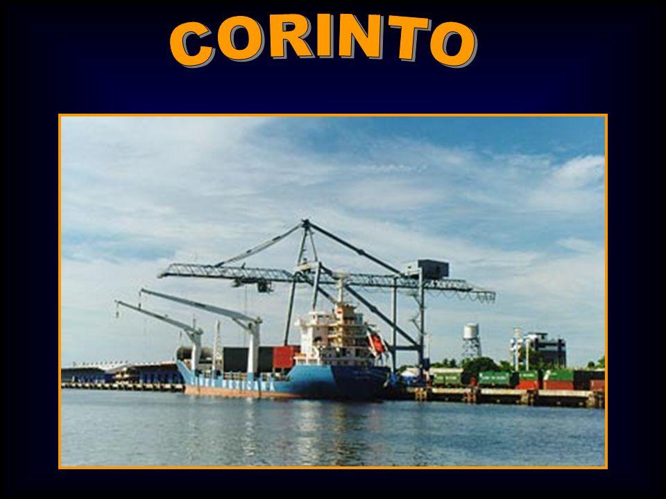 Considerado el puerto más importante, eficiente y seguro de Nicaragua Existen cuatro terminales: Muelle de Carga General Es un Muelle Marginal de 375 m.