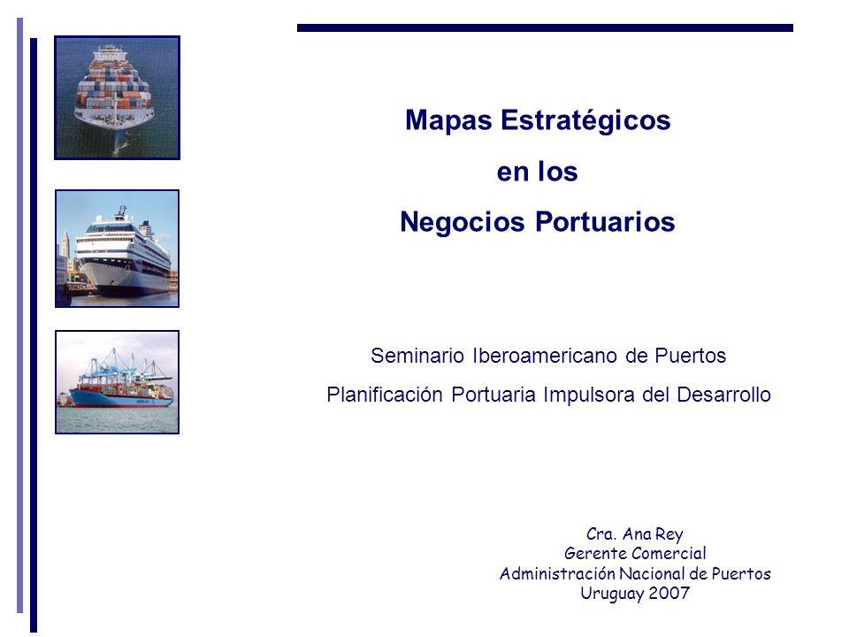 Mapas Estratégicos en los Negocios Portuarios Cra.