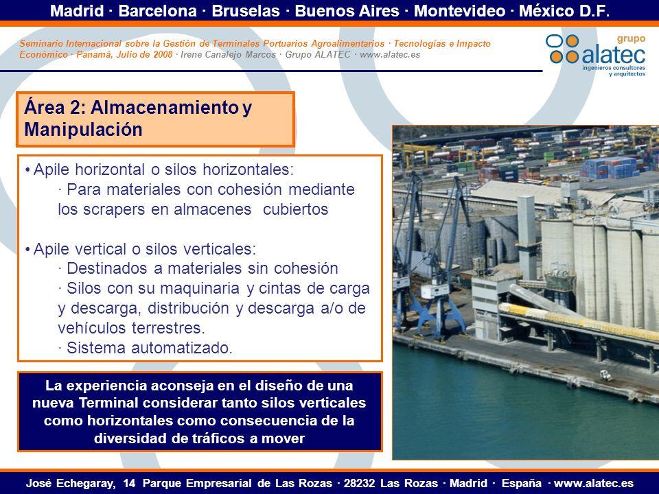 José Echegaray, 14 Parque Empresarial de Las Rozas · 28230 Las Rozas · Madrid · España · www.alatec.es José Echegaray, 14 Parque Empresarial de Las Rozas · 28232 Las Rozas · Madrid · España · www.alatec.es Madrid · Barcelona · Bruselas · Buenos Aires · Montevideo · México D.F.