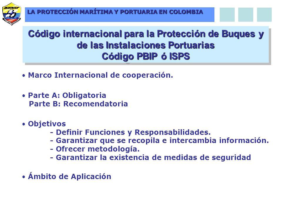 Marco Internacional de cooperación.