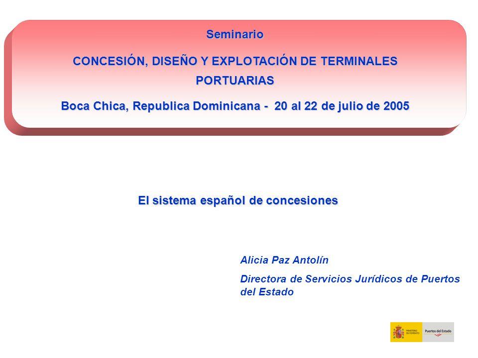 INTRODUCCIÓNINTRODUCCIÓN EL DOMINIO PÚBLICO PORTUARIO ESTATAL: DEFINICIÓN; USOS Y ACTIVIDADES PERMITIDOS; EL PLAN DE UTILIZACIÓN DE LOS ESPACIOS PORTUARIOSEL DOMINIO PÚBLICO PORTUARIO ESTATAL: DEFINICIÓN; USOS Y ACTIVIDADES PERMITIDOS; EL PLAN DE UTILIZACIÓN DE LOS ESPACIOS PORTUARIOS RÉGIMEN DE UTILIZACIÓN DEL DOMINIO PÚBLICO PORTUARIO.