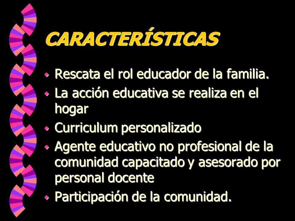 ESTRATEGIA w Acciones previas de coordinación con los dirigentes de la comunidad, los padres de familia y los representantes de los otros sectores involucrados.