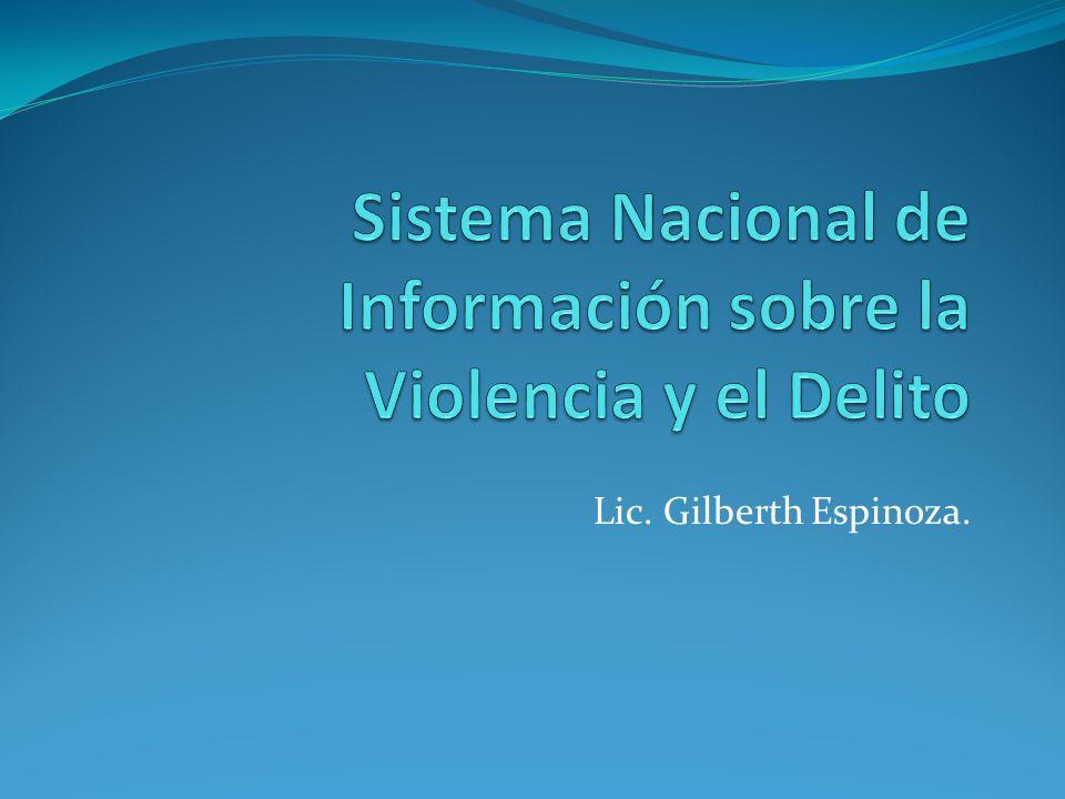 Lic. Gilberth Espinoza.