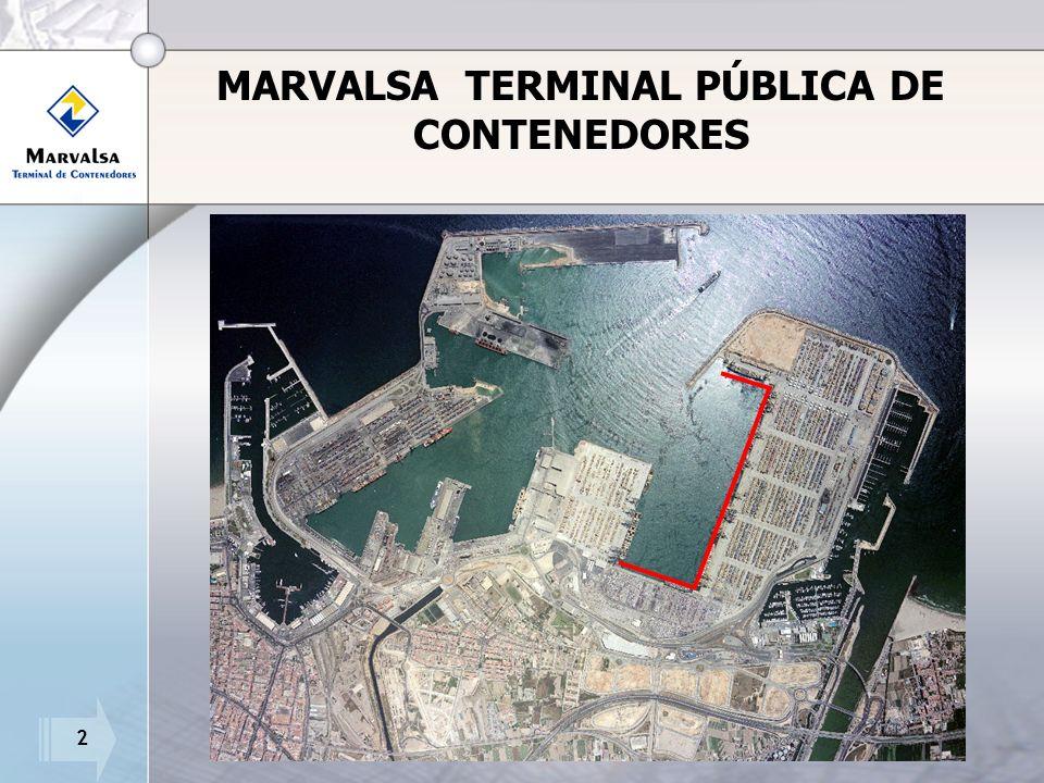 2 MARVALSA TERMINAL PÚBLICA DE CONTENEDORES