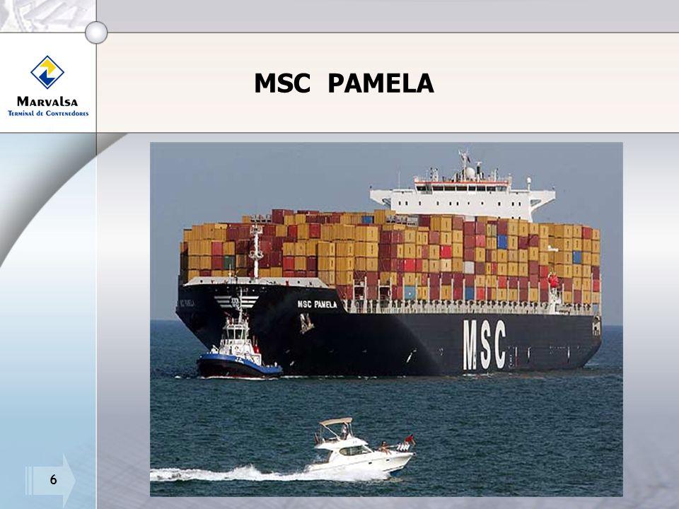 6 MSC PAMELA