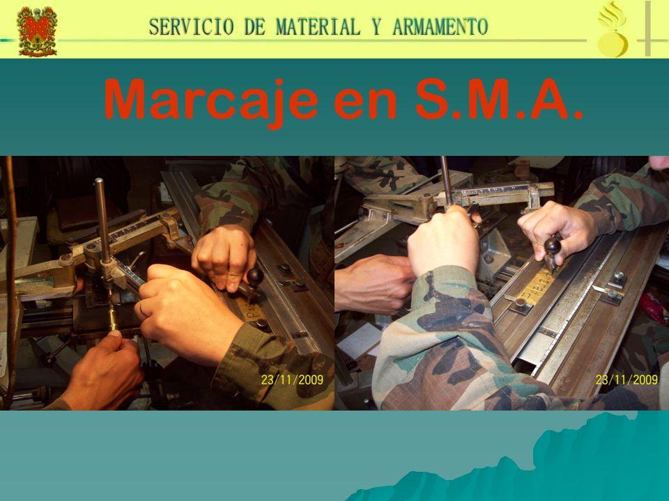 Marcaje en S.M.A.
