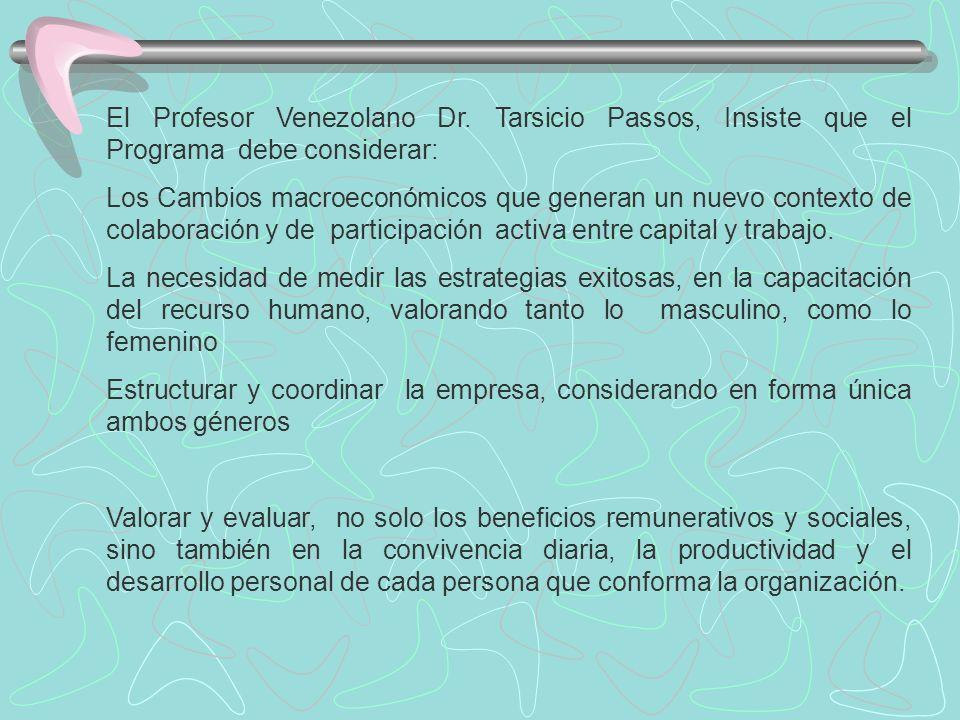 El Profesor Venezolano Dr.
