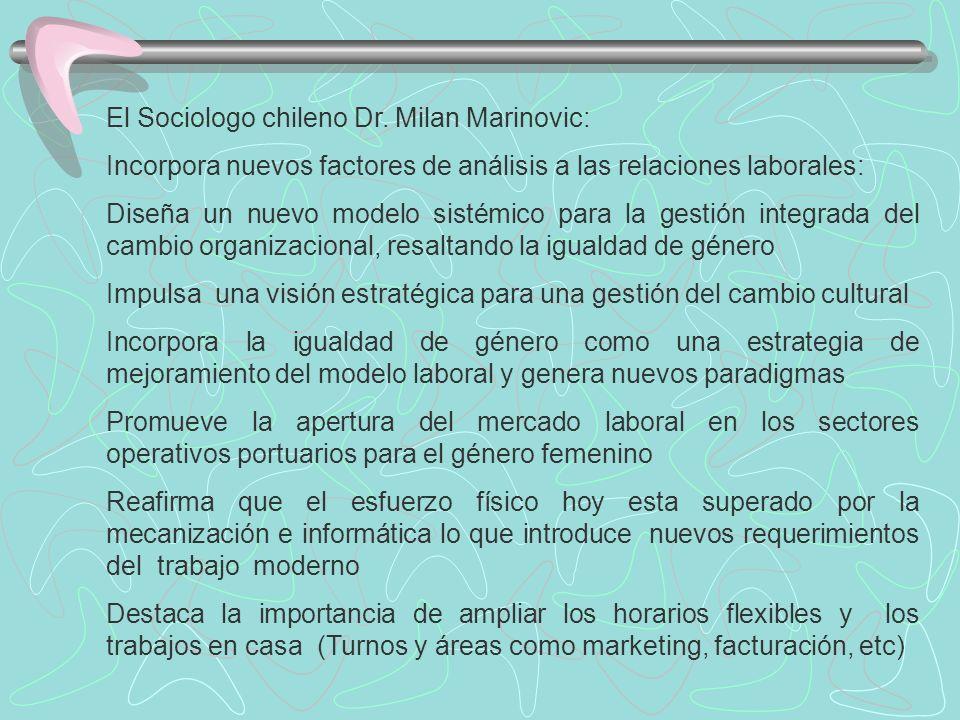El Sociologo chileno Dr.