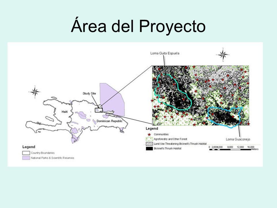 Meta del proyecto Sector Público Comunidades y Ongs Sector Privado