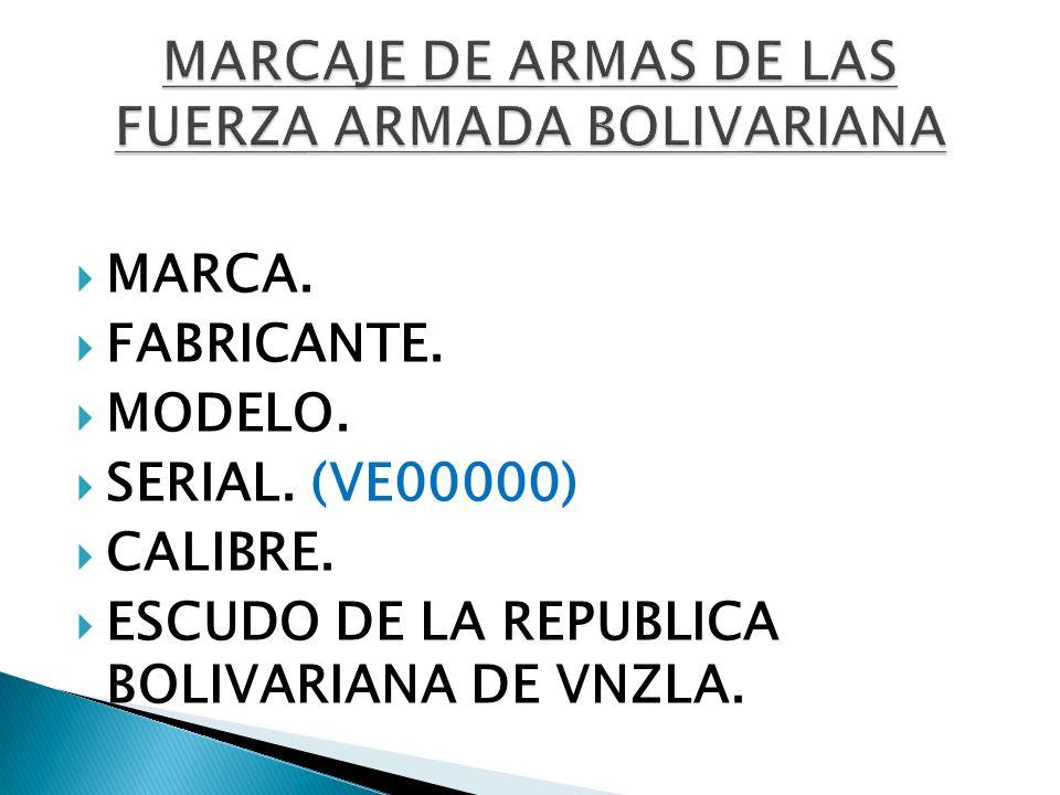 TRABAJOS EN PROCESOS LEY DE DESARME. PROCESO DE DESTRUCCIÓN DE ARMAS.