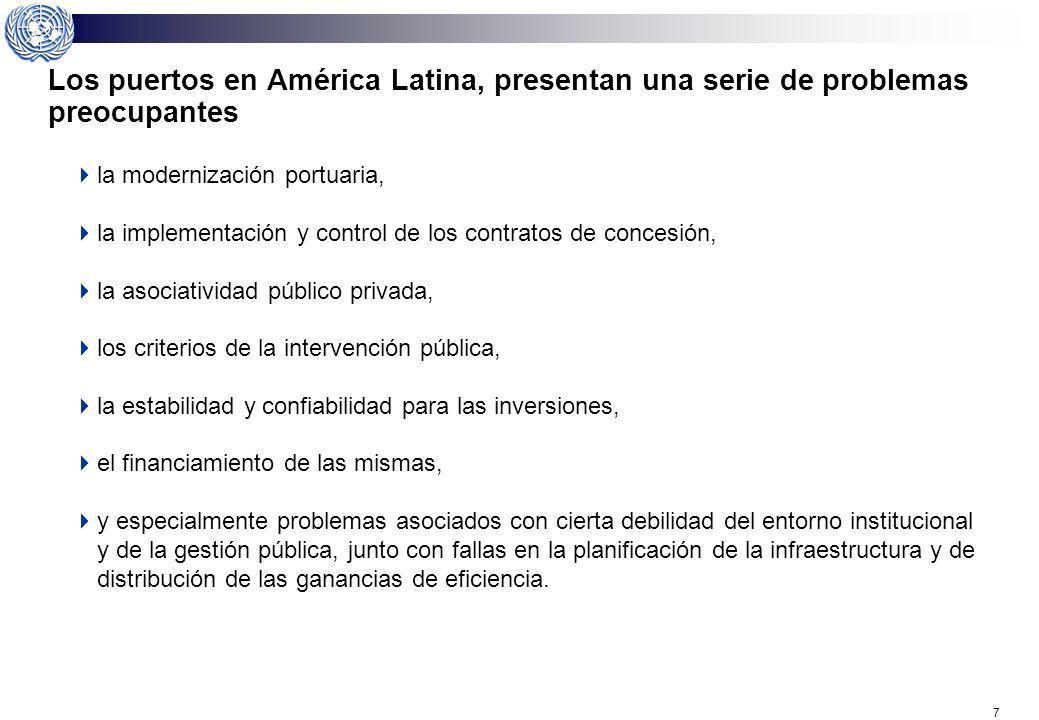 5 Edición N o 227 - julio del 2005 LAS MEDIDAS DE PROTECCIÓN PORTUARIA: UN AÑO DESPUÉS DEL CÓDIGO DE PROTECCIÓN DE BUQUES E INSTALACIONES PORTUARIAS (