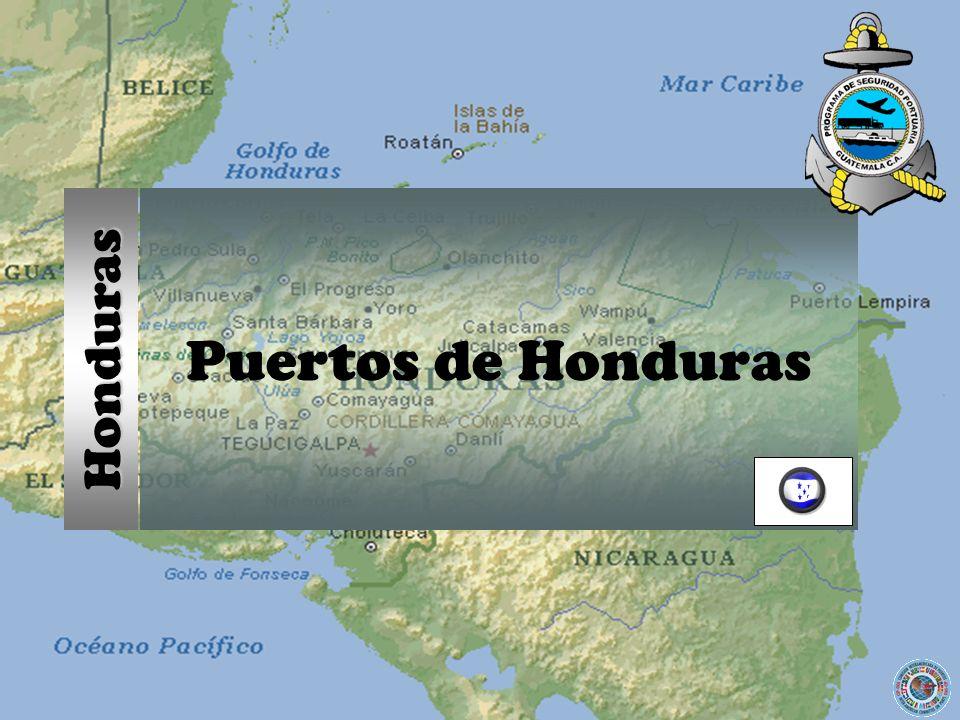 Puertos de Honduras Honduras