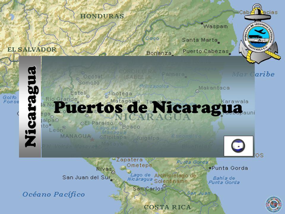 Puertos de Nicaragua Nicaragua