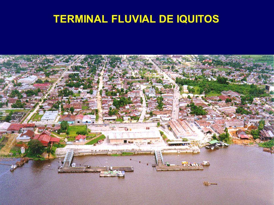 TERMINAL FLUVIAL DE IQUITOS