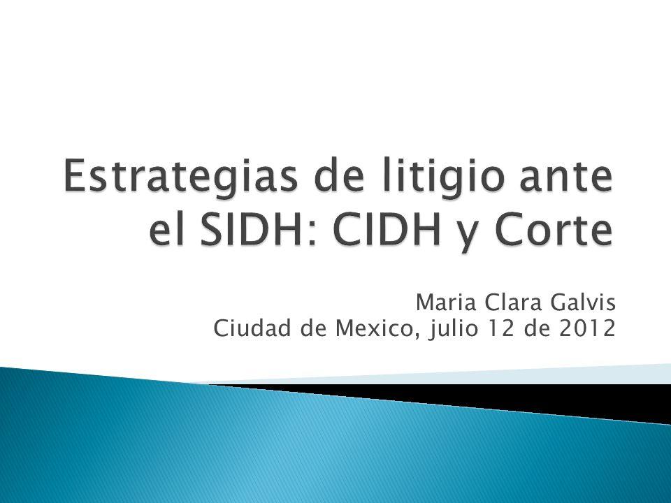 Maria Clara Galvis Ciudad de Mexico, julio 12 de 2012