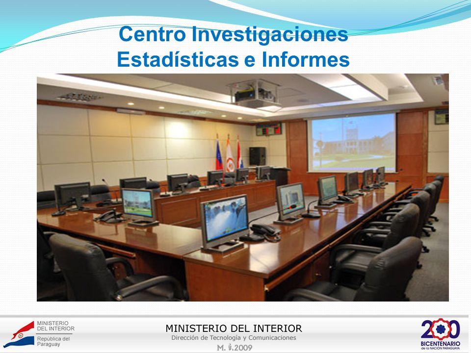 Centro Investigaciones Estadísticas e Informes