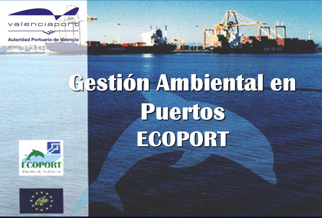 Gestión Ambiental en Puertos ECOPORT