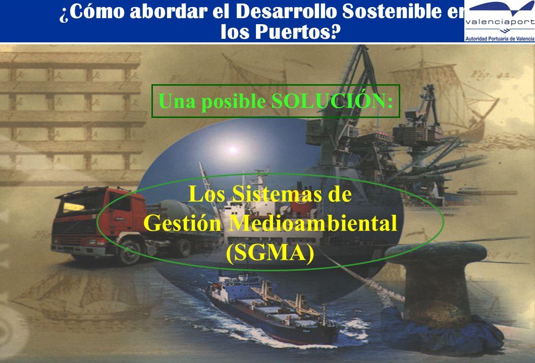 ¿ Cómo abordar el Desarrollo Sostenible en los Puertos.