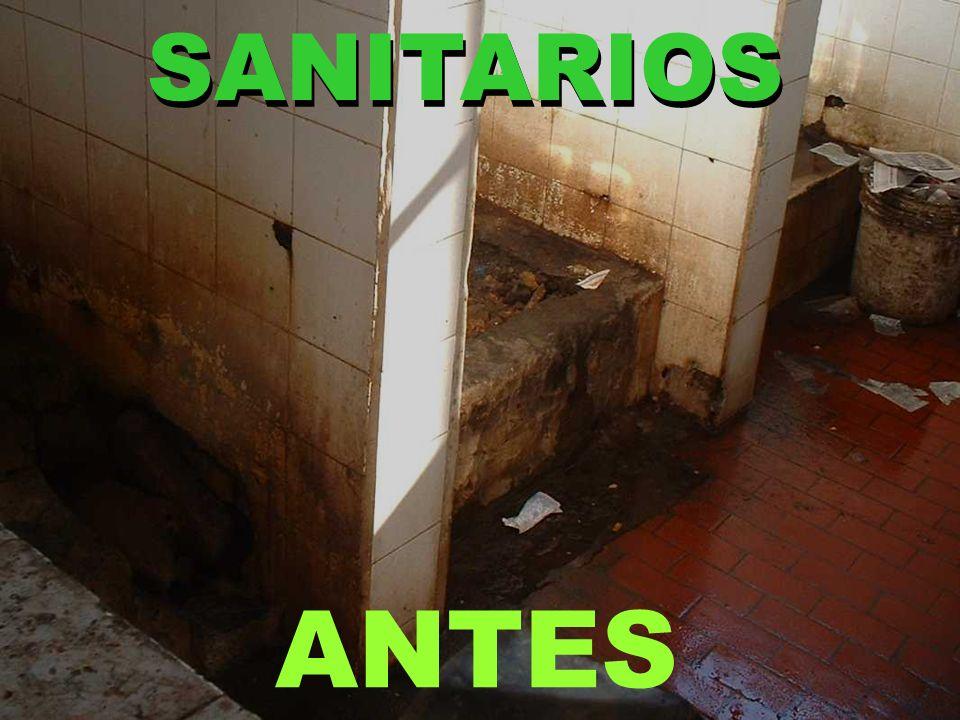 ANTES SANITARIOS