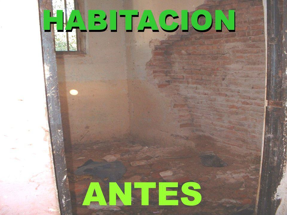 ANTES HABITACION