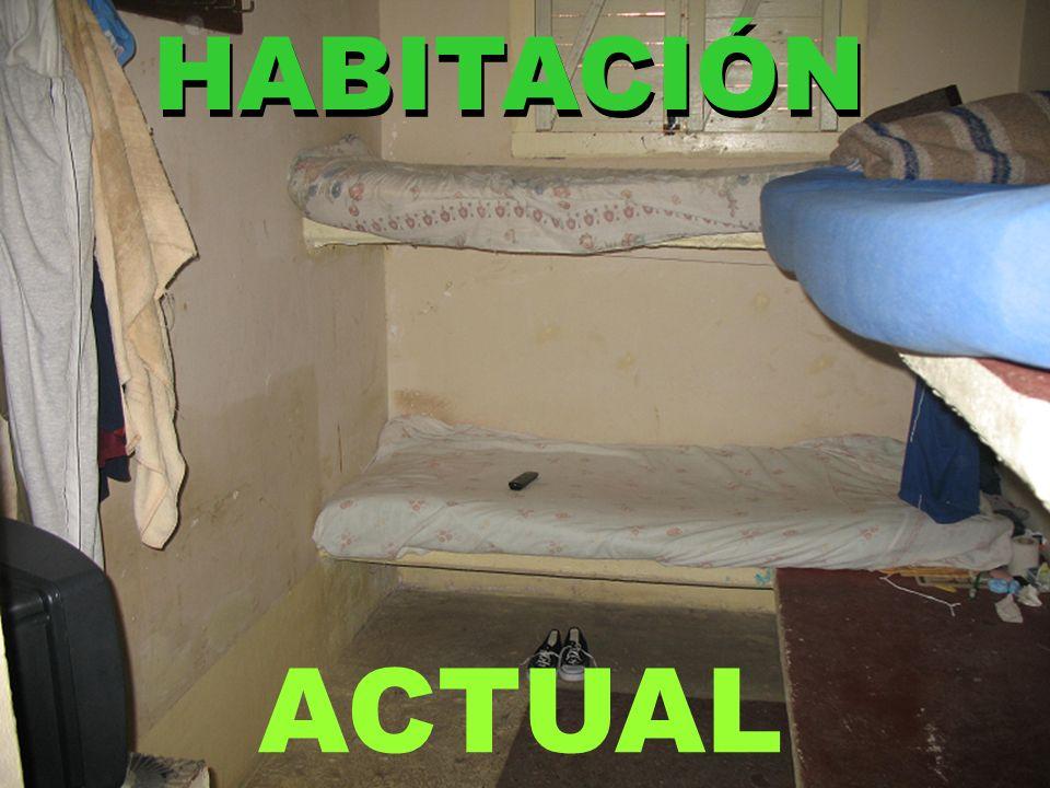 ACTUAL HABITACIÓN