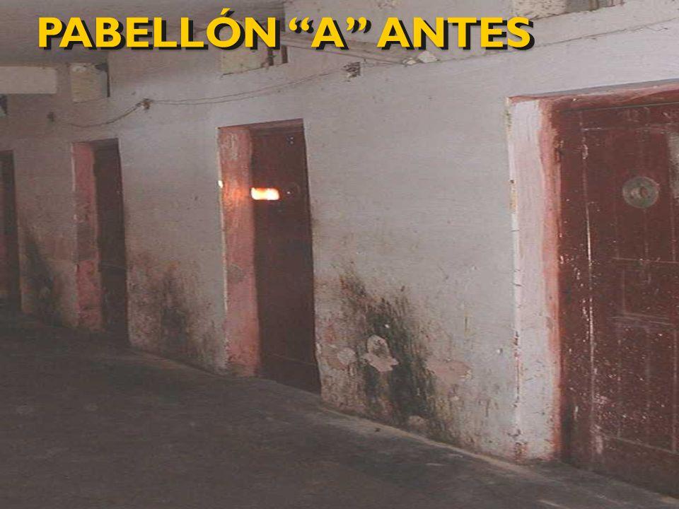 PABELLÓN A ANTES