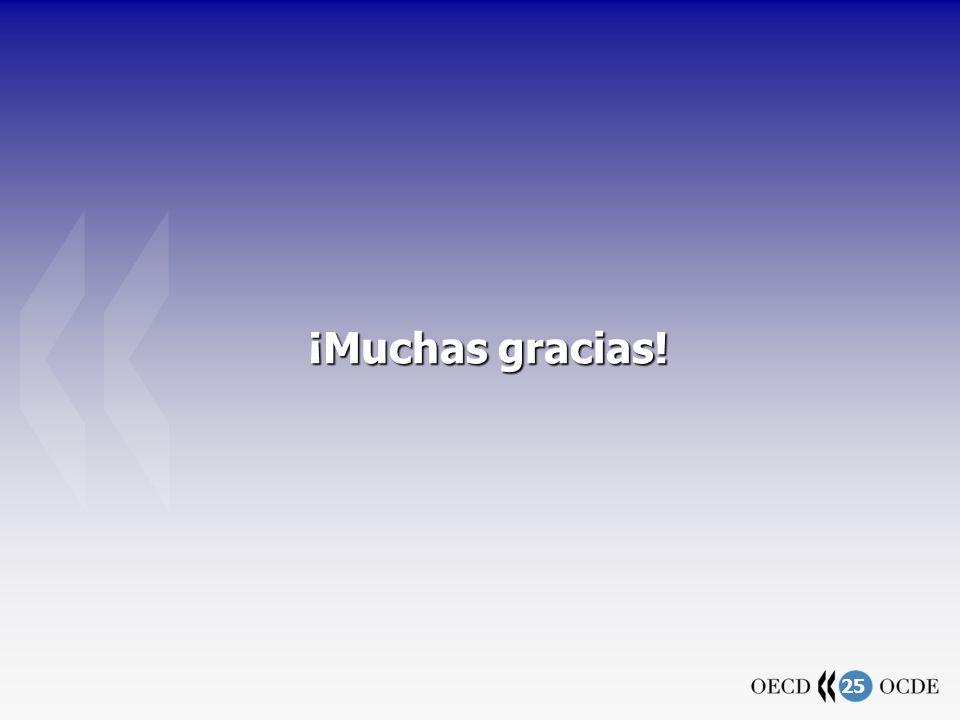 25 ¡Muchas gracias!