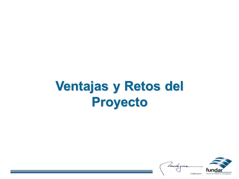 Ventajas y Retos del Proyecto