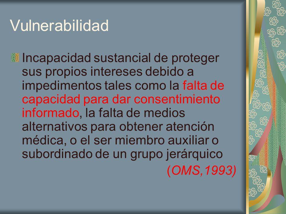 Legislación española actual Ley de Investigación Biomédica (22-9-06) Artículo 20.