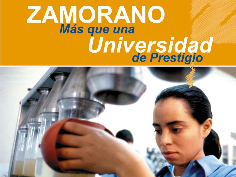 ZAMORANO Más que una Universidad de Prestigio